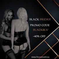 . .  Discount code BLACK8LV -40% for the whole assortment In addition to sale products 🔥🔥🔥 BLACK8LV 🔥🔥🔥 CODE valid until 05/12/2020 👇🏼👇🏼👇🏼👇🏼👇🏼 https://livcocorsetti.eu/  Kod rabatowy BLACK8LV -40% na cały asortyment Oprócz produktów wyprzedażowych 🔥🔥🔥 BLACK8LV 🔥🔥🔥 KOD ważny do 05.12.2020 👇🏼👇🏼👇🏼👇🏼👇🏼 https://livcocorsetti.eu/  #losangeles #chicago #houston #dallas #toronto #montreal #victoriasecrets #Vienna #Brussels #Prague #Paris #Berlin #Oslo #Bratislava #London #Rome #Madrid