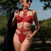 **** ******  LivCo Corsetti Fashion Exclusive Underwear  🛍 Shop now 👇🏼👇🏼👇🏼👇🏼👇🏼 https://livcocorsetti.eu/  Model: @linalysa  @alex_d_photo Photographe Tenue: @liviacorsetti_pl @Fashion . @liviacorsetti_pl  #lacebra #lacedetails #lacelingerie #lacelingerielover #laceoutfit #confidenceissexy #matchingset #fiercewomen #allblackoutfit #blacklace #blacklingerie #blackbra #lacelingerie #lingerieaddict #lingerielover #sexylingerie #redlingerie #redbra #redlace