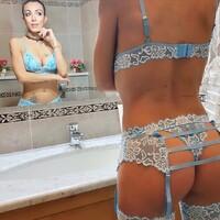 ***** ******  LivCo Corsetti Fashion Exclusive Underwear  🛍 Shop now 👇🏼👇🏼👇🏼👇🏼👇🏼 https://livcocorsetti.eu/  #inbloom #inbloomintimates #keepblooming #nightwear #sleepwear #intimates #intimateapparel #lingerielove #romanticlingerie #romanticvibes #lingeriefashion #fashionlingerie #lingerielover #lingerieaddict #lingerieaddicted #romanticgift #giftforwife #giftforgirlfriend #sweetandsexy #nighty #chemise #slipdress #slip #ifeelpretty #alliseeispretty #bluelingerie #bluelace #satinslip #satinrobe