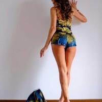 Loungewear: LivCo Corsetti Fashion @liviacorsetti_pl ❤️  Model: @tatiana_briani . ❤️ . Photo: @resto.glam 📸